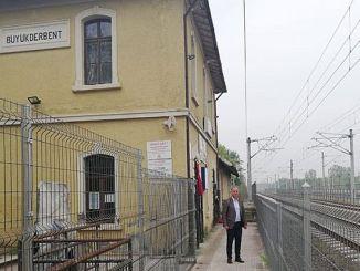 derbent station wordt weer gesloten
