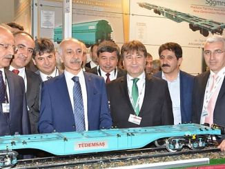 यूरेशिया रेल