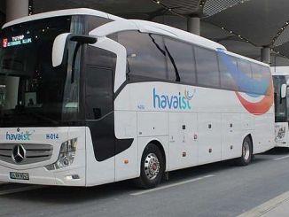 Transporte desde Estambul al aeropuerto de Estambul.