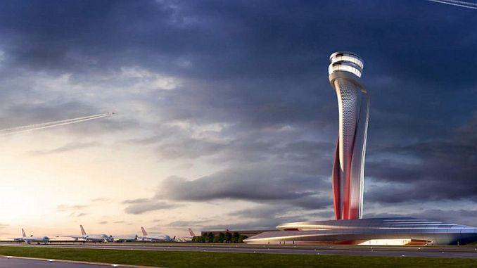 istanbul havalimani bu yilin ilk ayinda bin yolcuya hizmet verdi
