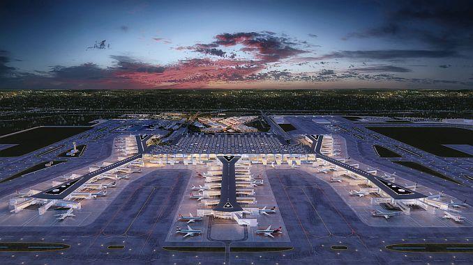 los costos de estacionamiento del aeropuerto de Estambul