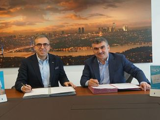 istanbulkartin International shopping cart to be stepped first step