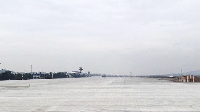 last situation in izmir adnan menderes airport