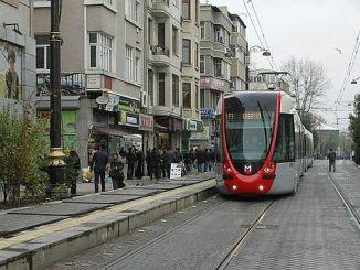 kabatas bagcilar tramlijn zal ondergronds landen