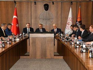 highways collective bargaining talks have begun
