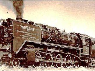 曾想成為百萬富翁的人被問到第一輛國產蒸汽機車