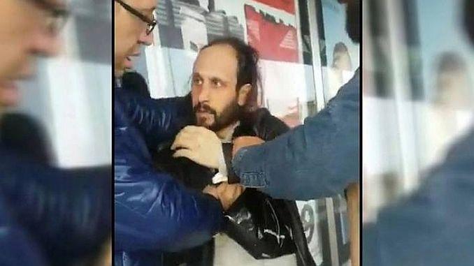metrobusteki igrenc taciz olayinda flas gelisme sapik tutuklandi