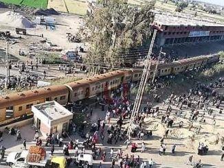 matkustajajuna suistui maissi ilmestyi loukkaantunut