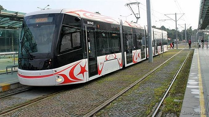 portugalis examined samsunda tramway vehicles