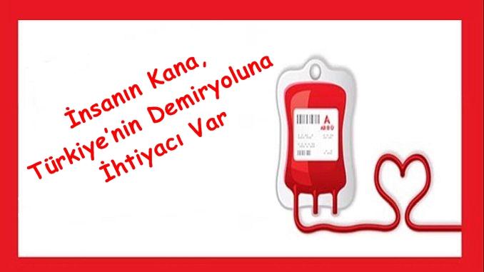In today's date, April human blood turkiyenin railway