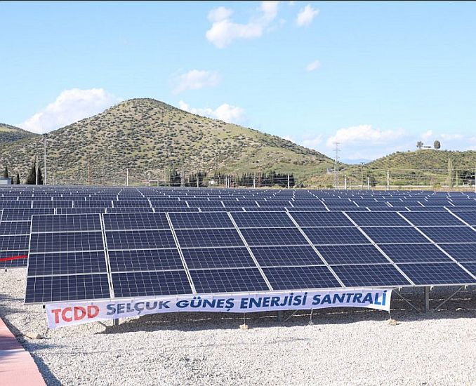 tcdd will generate its own electricity