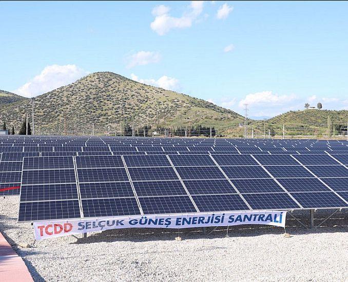 سوف TCDD توليد الكهرباء الخاصة بها