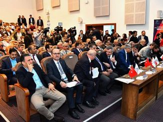 tudemsas deltog i det internationale jernstål symposium