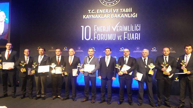 tulomsasa هو المركز الأول في مسابقة مشروع كفاءة الطاقة في الصناعة