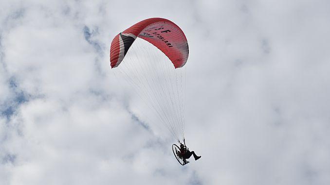 turkiye paramotor slalom yarismasi bursada gerceklesecek