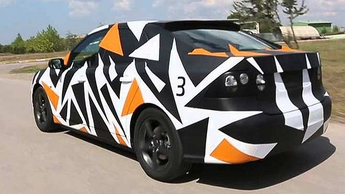 47 миллионов евро на прототип отечественных автомобилей потерял!