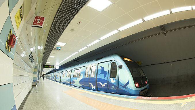 Javni prevoz u Istanbulu