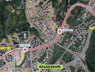 basaksehir kayasehir metro line will be further extended mileage