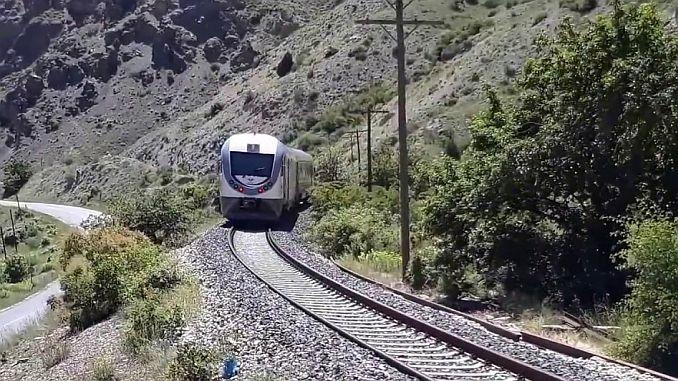 batman diyarbakir railroad line railbuse