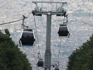ropeways were suspended for a month