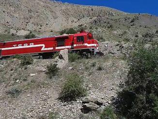 floods in Erzincan canceled trains