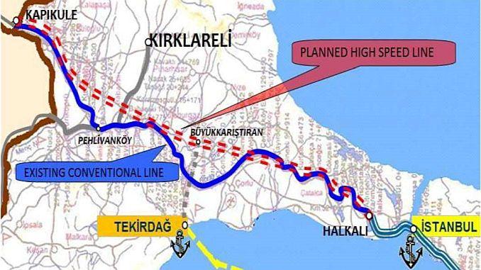 لم يتم الانتهاء من مناقصة بناء السكك الحديدية بهالكالي كابيكول