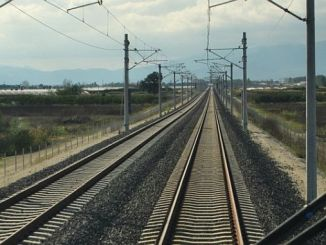 won the tender for the construction of the ring-capricular railroad