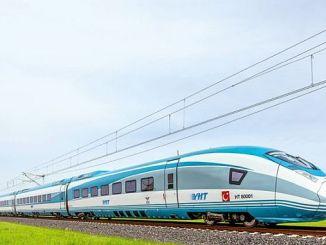 speedy train