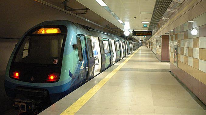 ibb болница imes избута за линия на метрото