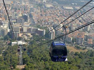 Izmir Metropolitan Balcova Cable Car Gebührenerhöhung