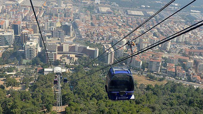 Izmir Metropolitan Balcova Cable Car Fee Rise