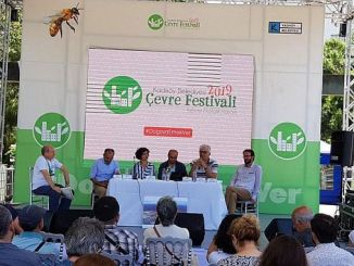 kadikoy cevre festival in the Aegean and marmara ecological struggles were discussed