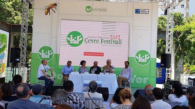 kadikoy cevre festival in der ägäis und marmara ökologische kämpfe wurden diskutiert
