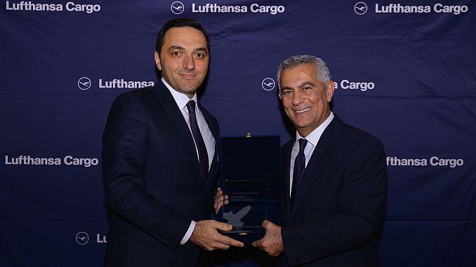 Lufthansa Cargo Utikad и