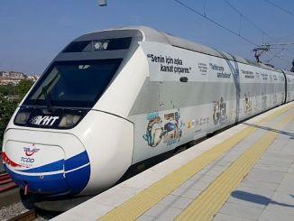 تم إنشاء قطار رومي خاص للمخروط