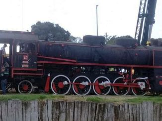 mujde steam locomotive balikesire սառեցնում է ետ