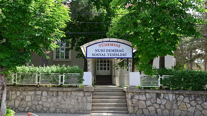 organizations address tudemsas nuri demirag social facilities