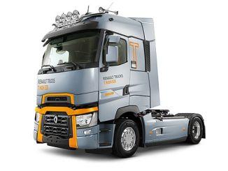 Рено камиони модел t серия с mersinde
