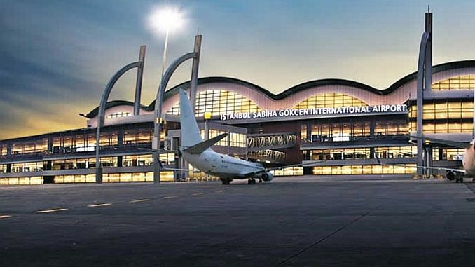 sabiha gokcen is on the list of the best airports in the world