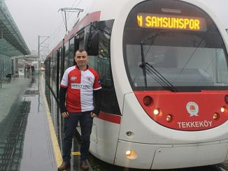 samsunda τραμ δωρεάν