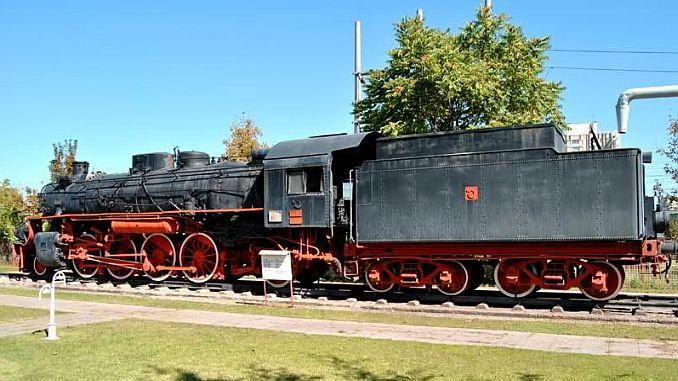 tcdd ankara open air steam