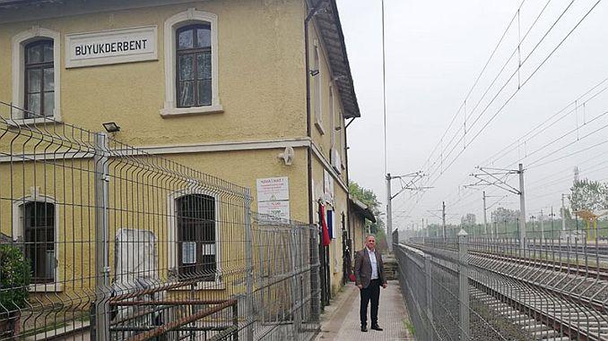 tcdd derbent station remains