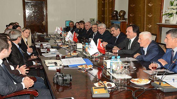 tcdd and port trade union start talks
