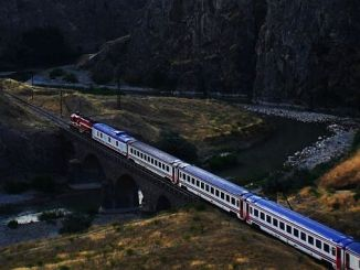 tourist train destination