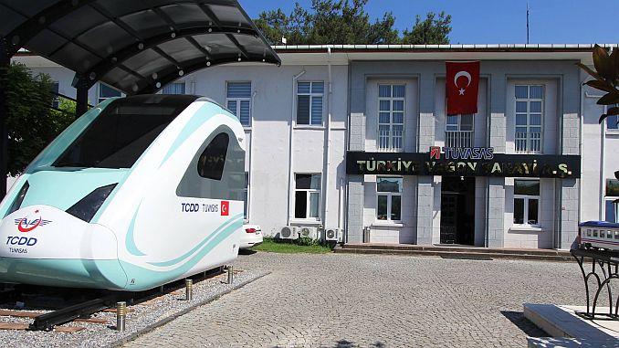 Tüvasaş turkiyenin großen Industriebetrieb zwischen dem Eingang