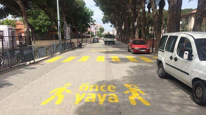 pedestrian safety for pedestrians