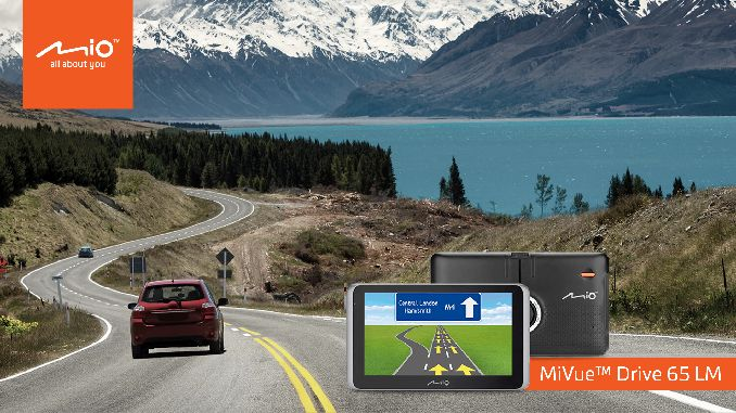 MiVue Drive LM Vehicle Camera