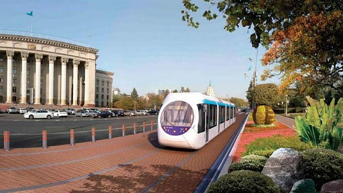 almati light rail system tender bid for three turkish companies