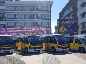Nueva regulación en el transporte público.