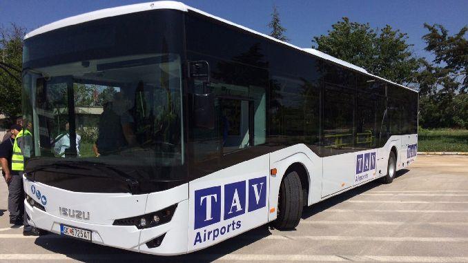 Anadolu Isuzu realizó las primeras exportaciones de autobuses a Macedonia con Citiport.